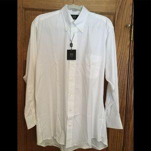 Men's Ike Behar NY Oxford Shirt. BNWT.